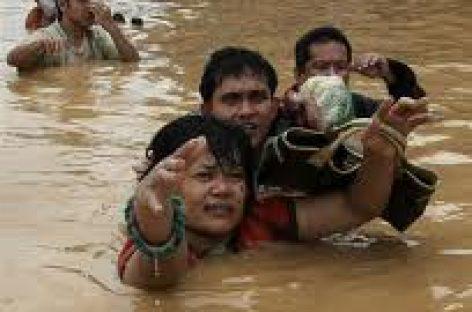 Registran once muertos a causa de las lluvias en Oaxaca