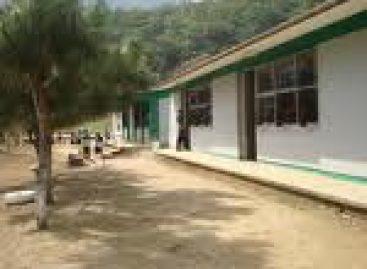 Afectadas 30 escuelas del IEBO a consecuencia de las lluvias