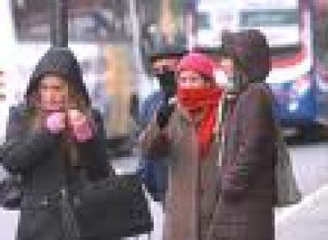 Afectará frente frío número 4 a Oaxaca; piden tomar precauciones