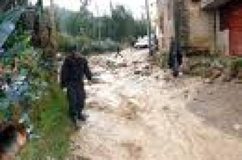 Exhorta Protección Civil a la población mantenerse alertas ante más lluvias