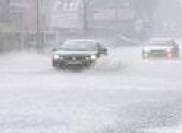 Llaman a la población a extremar precauciones; continuarán las lluvias