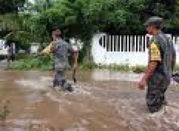Aplica Ejército plan DN-III por fuertes lluvias en Huajuapan