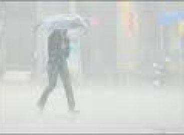 Continuarán las lluvias en la entidad; recomiendan tomar precauciones