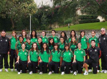 Tri femenil Sub-17 golea  4-0 a Sudáfrica en el Mundial de Futbol Trinidad y