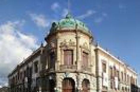 """Invierten siete mdp en reparaciones para el Teatro """"Macedonio Alcalá"""""""