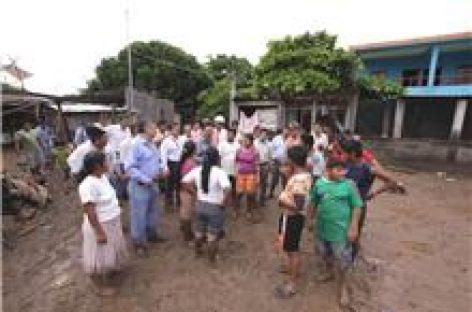 Emite SEGOB declaratoria de emergencia para 20 municipios más de Oaxaca
