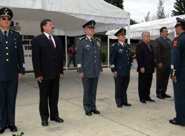 Designan a nuevo comandante de la Octava Región Militar