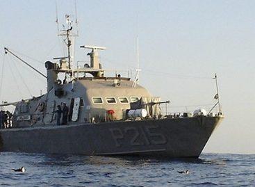 Rescata Marina a náufragos en Huatulco