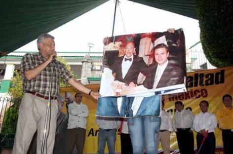 El PRD debe rechazar cualquier alianza con el PAN: López Obrador