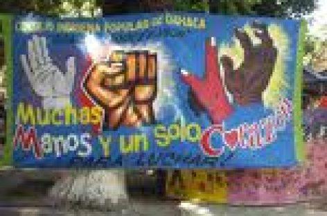 Exigen libertad de ecologista preso en el penal de Etla