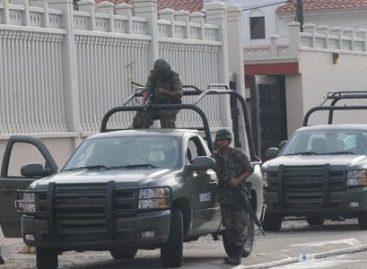 Atacan al diario El Debate de Mazatlán