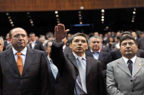 Solicita la PGR desaforar al diputado Julio César Godoy del PRD