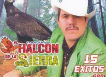 """Asesinan al cantante """"El halcón de la Sierra"""""""