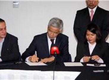 Asciende a 600 mdd inversión de China en México