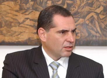 Ofrece Cué condolencias a familia de Heriberto Pazos