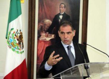 El gobierno de Ulises Ruiz presenta subejercicio presupuestal en materia de seguridad pública: Gabino Cué