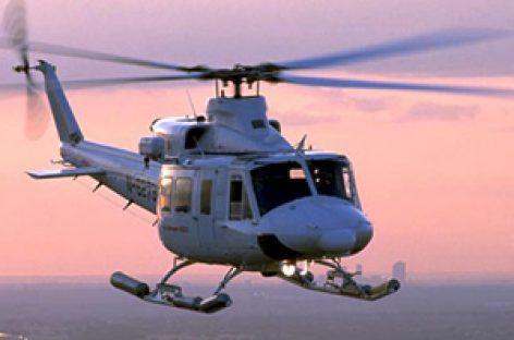 Cae helicóptero petrolero en Veracruz, se reportan 8 muertos