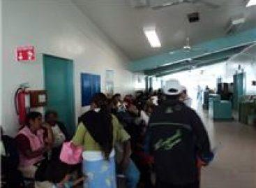 Califican usuarios de lamentable el servicio del IMSS en Tlaxiaco