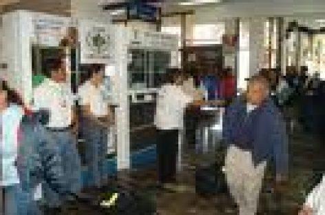 """Inicia operativo migrante """"Todos Santos y Fieles Difuntos 2010"""""""