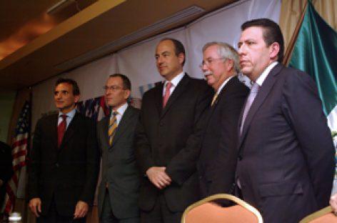 Acuerdan México y EU compartir decomisos de bienes de la delincuencia