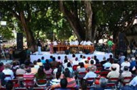Presentan producción discográfica de música tradicional oaxaqueña y mexicana