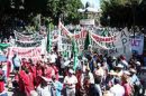 Segundo crimen de luchadores sociales, en menos de 24 horas en Oaxaca