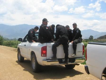 Los efectivos permanecerán 30 días en la Fuerza Policial de Alto Rendimiento.