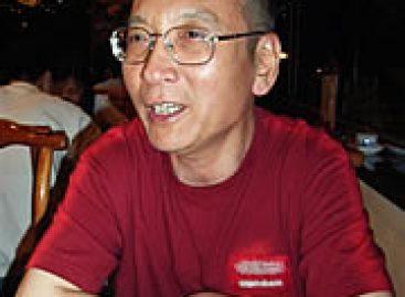 Gana disidente chino el Premio Nobel de la Paz