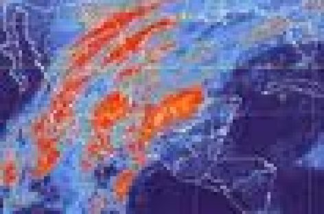Pronostica Protección Civil lluvias ligeras y frio en Oaxaca