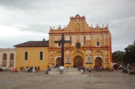 Protestan por la destrucción de San Cristóbal de las Casas, Chiapas