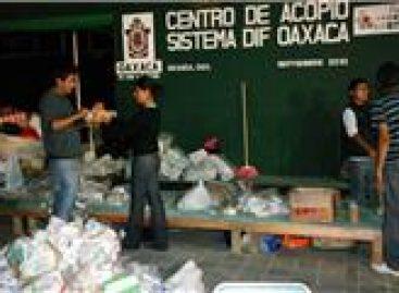 Continúa fluyendo la ayuda a comunidades incomunicadas