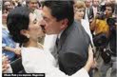 Impresionante operativo de seguridad por boda de hija de Ulises Ruiz