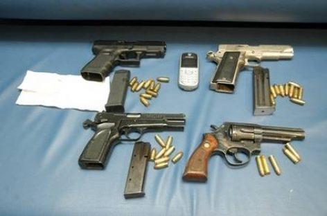 Aprueban penalizar uso de armas en delitos aunque estén descompuestas