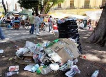 Resolvería parque de infraestructura ambiental problema de la basura