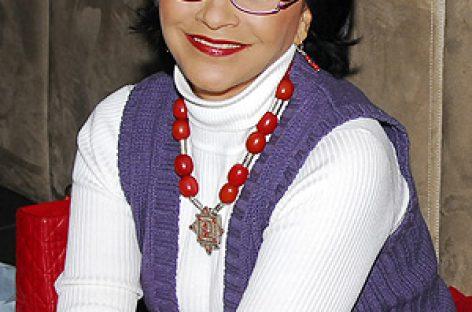 Amenaza Paty Chapoy con dejar TV Azteca