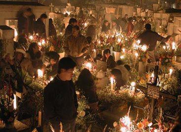 Oaxaca con olor a fiesta de muertos