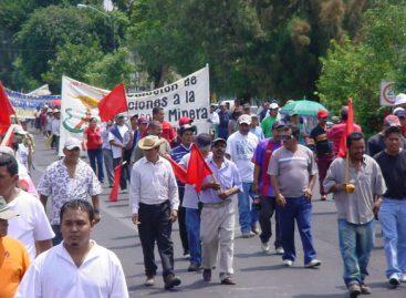 Antorcha Campesina exige en Segob cese de violencia entre Mixtepec y Yosoñama