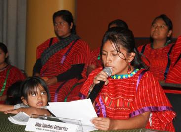 Implementarán en Oaxaca millonario programa en busca de la equidad de género en comunidades