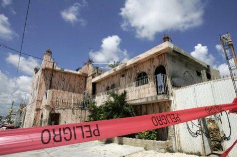 Cinco muertos por explosión en hotel de Cancún
