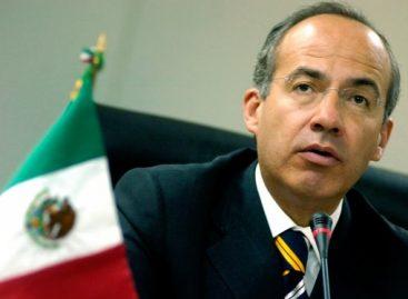 Pide Calderón a diputados privilegiar a México y no a partidos, con Ley de Egresos