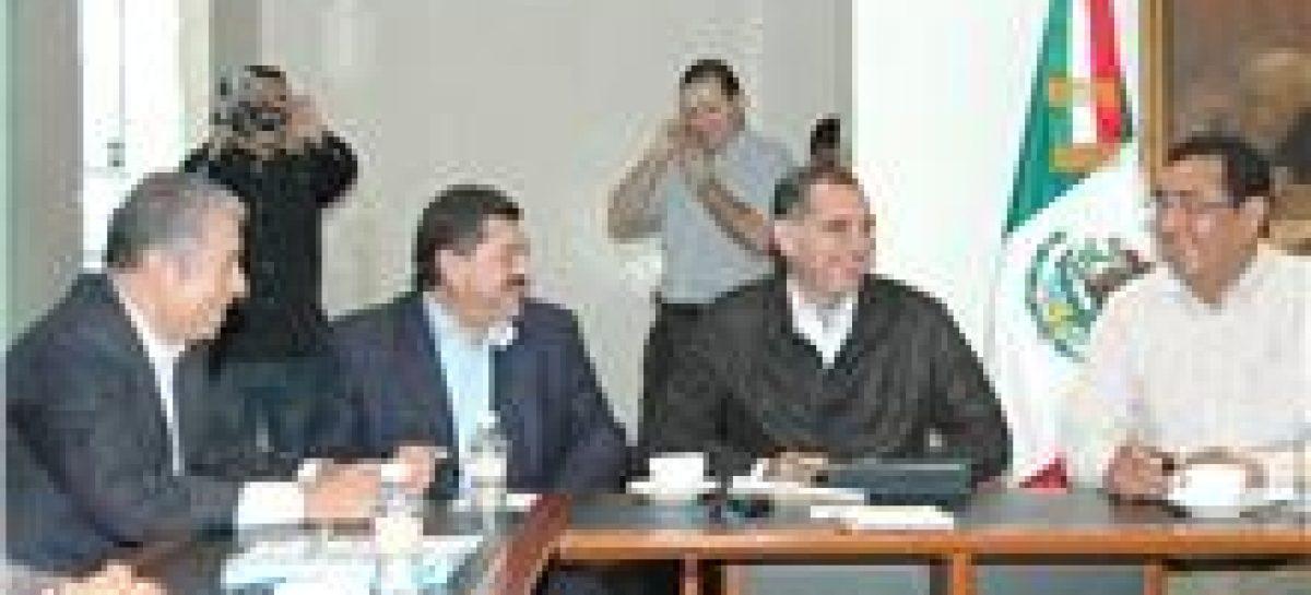 Continuaron reuniones de Comisiones de enlace del Gobierno Constitucional y electo