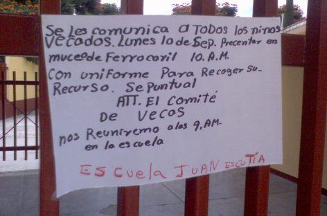Oaxaca, con el peor desempeño educativo del país