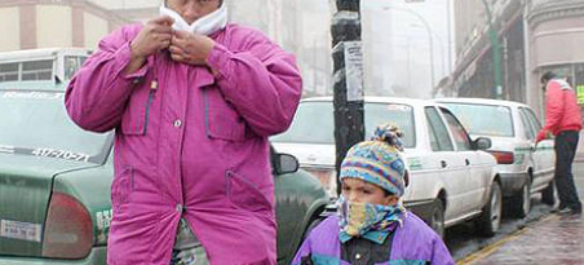 Inicia Protección Civil operativo de temporada invernal
