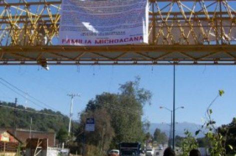 <strong>Ofrece el cartel La Familia Michoacana disolverse</strong>