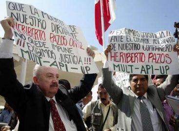<strong>Protestarán MULT y PUP ante nulo avance en investigación del crimen de Beto Pazos  </strong>