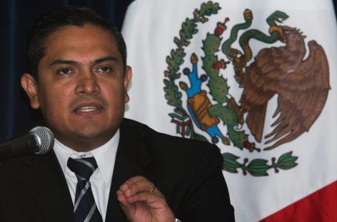 Nombran a Marco Tulio López secretario de Seguridad; Perla Woolrich, a Contraloría