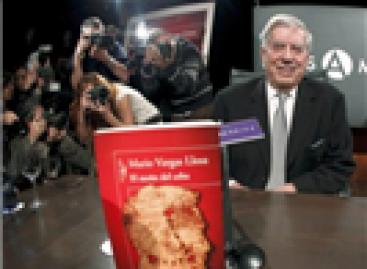 Piratería alcanza a Mario Vargas Llosa