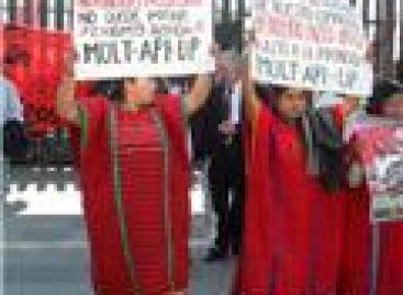 Exigen mujeres del MULT investigar y esclarecer el asesinato de Pasos Ortiz