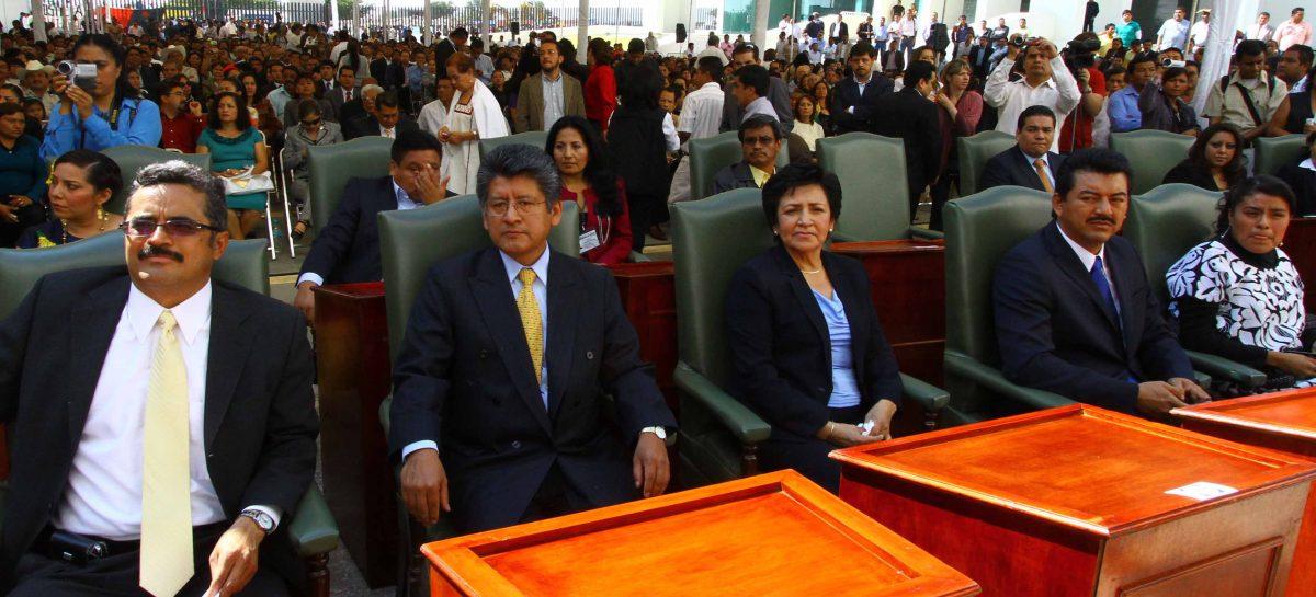Conoce la lista de diputados de la LXI Legislatura del Congreso de Oaxaca