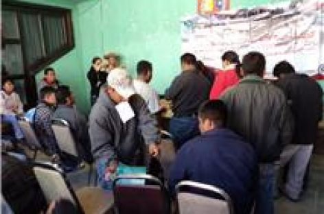 Sin empleo migrantes mixtecos por temporada de invierno